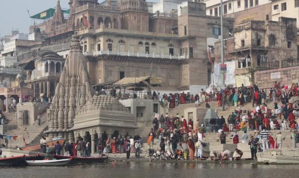 TheYeahWay: Manikarnika Ghat