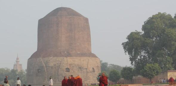 TheYeahWay - Sarnath Stupa